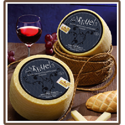 WORLD CHEESE AWARDS 2008 SILVER MEDAL
